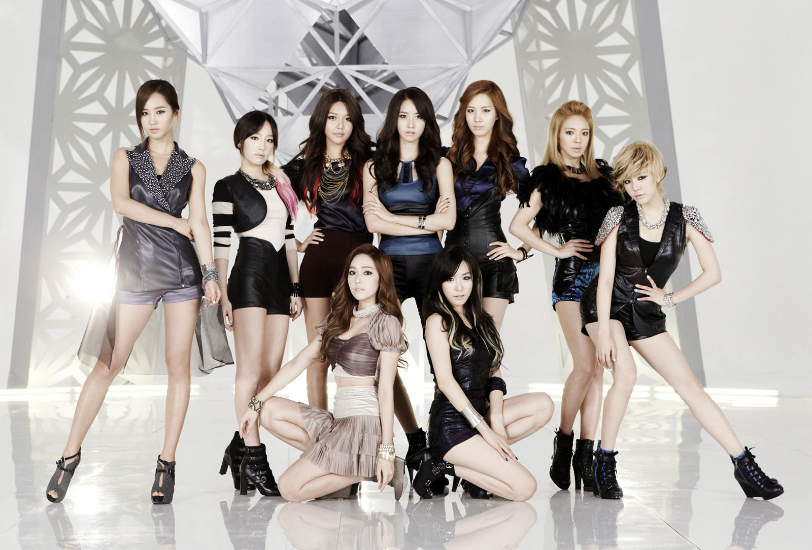 Girls Generation - The Boys MV