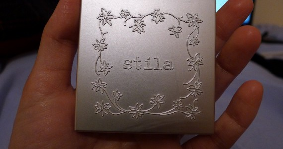 Stila Eyeshadow Quad in Marrakesh Review 1