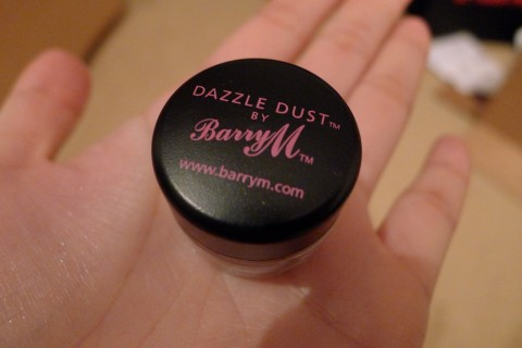Barry M Dazzle Dust Review 1