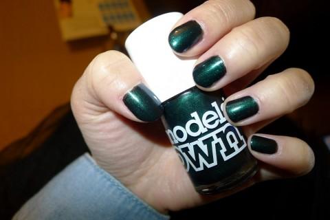 Models Own Beetlejuice Emerald Black 1