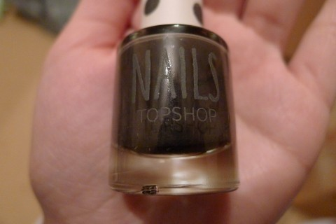 Topshop Nail Polish Sketch 1