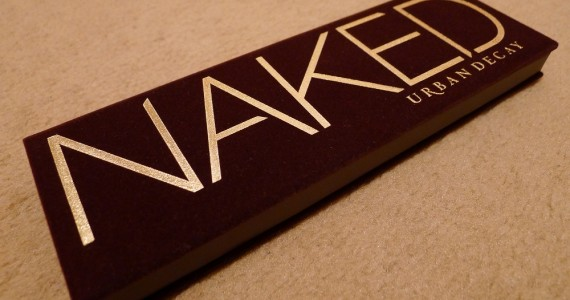 Urban Decay Naked Palette Review 1