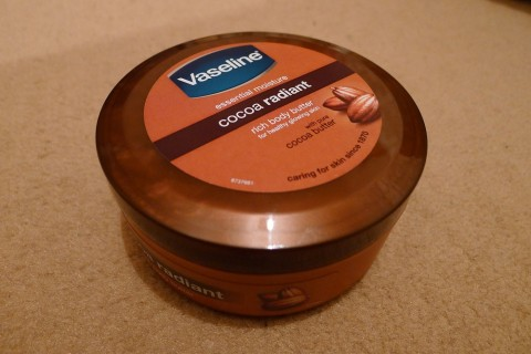 Vaseline Essential Moisture Review 1