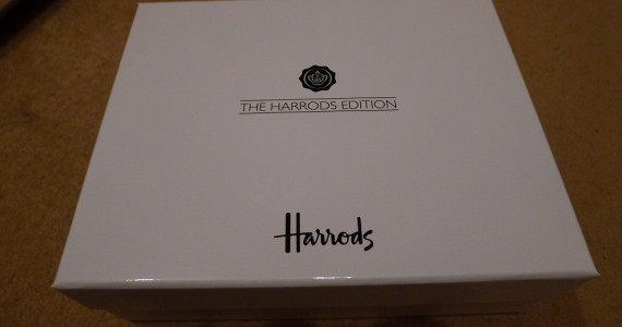 Glossy Box March Harrods Edition 1