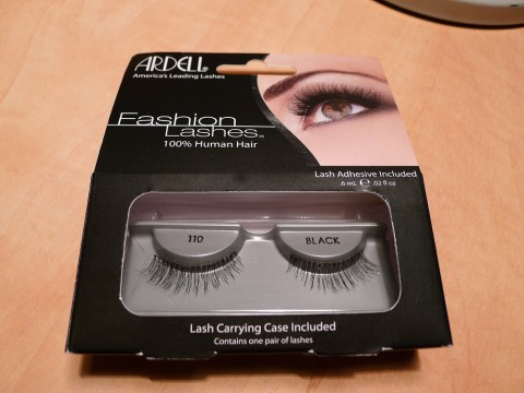 Ardell Lashes Review 1
