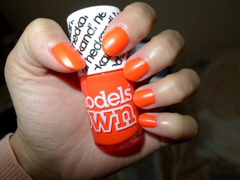 Nail Of The Day Models Own Hedonist Nail Polish Review 3