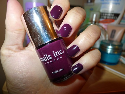 Nails Inc Savile Row Nail Polish 6