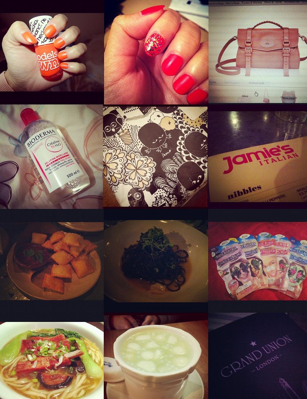 Week In Instagrams 1