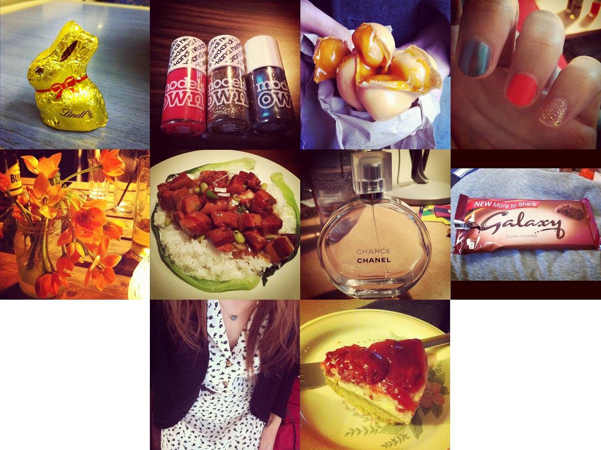 Week in Instagrams