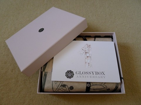 GlossyBox May - The Anniversary Box 1