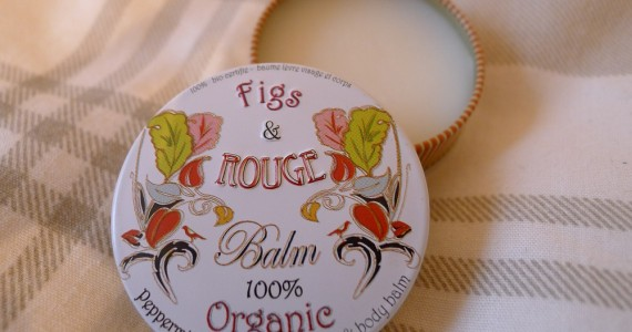 Figs and Rouge Lip Balm Review 1