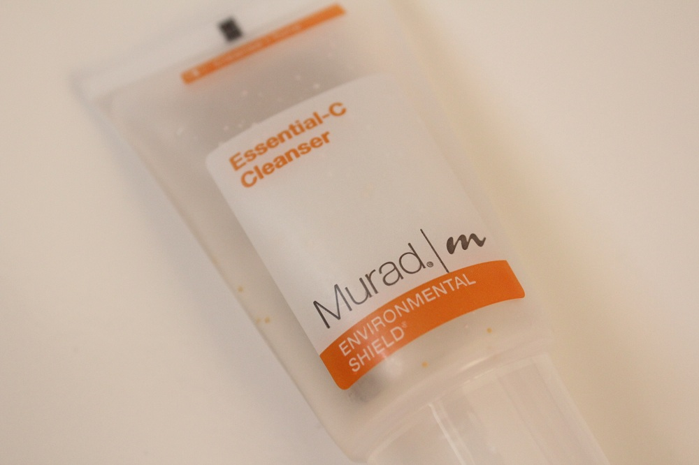Murad Essential C Cleanser Review 1