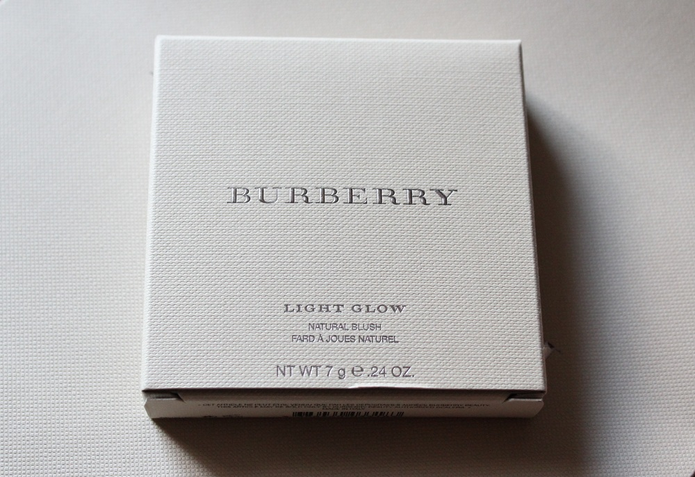 Burberry Tangerine Blush Review 1