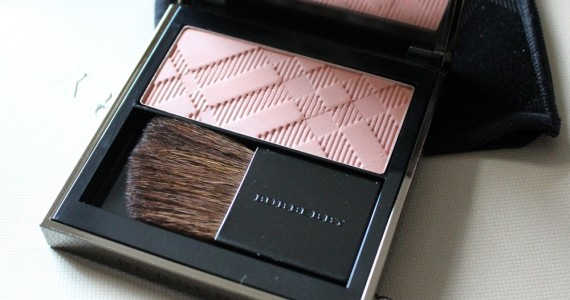 Burberry Tangerine Blush Review 4
