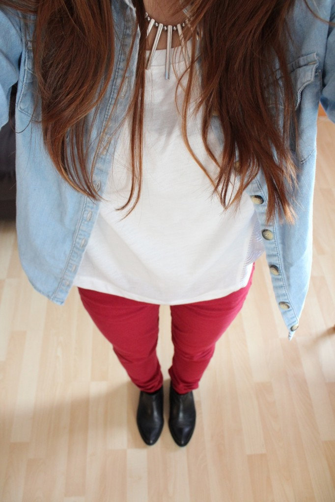 OOTD Casual Autumn Saturday