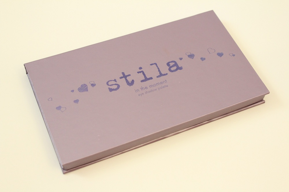 Stila In The Moment Eyeshadow Palette Review 1