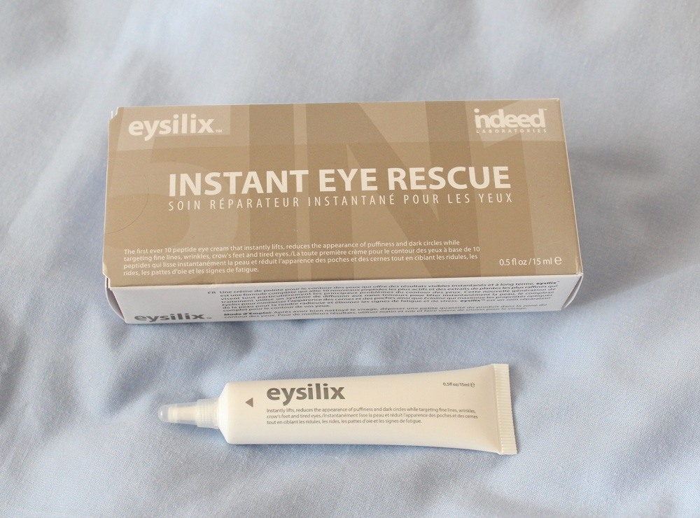 Eysilix Instant Eye Rescue Review