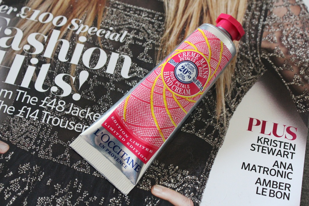 L'Occitane Rose Petals Hand Cream Review