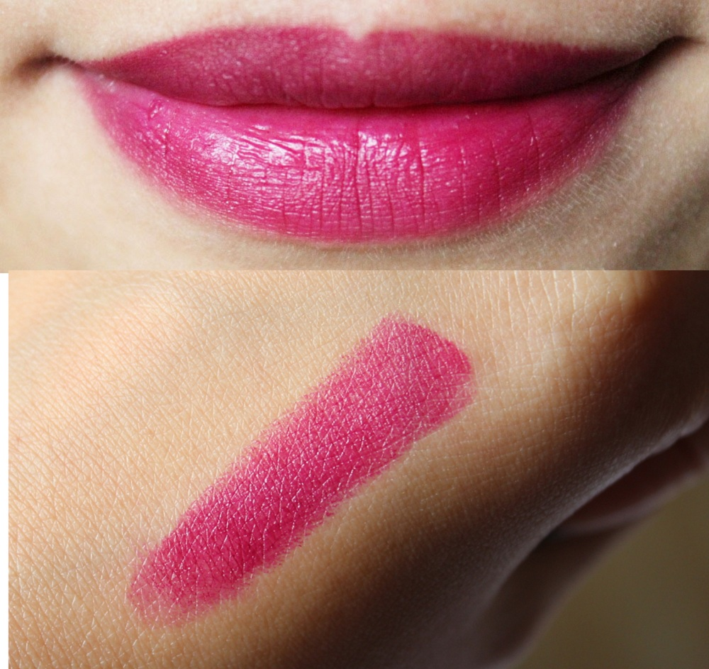 MAC Rebel Lipstick Review 4