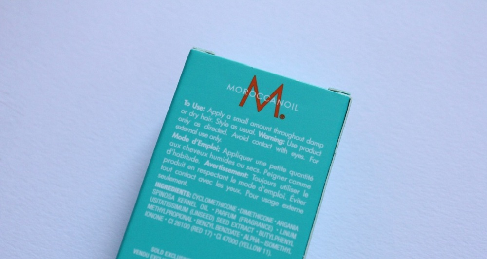 Moroccanoil Review 2