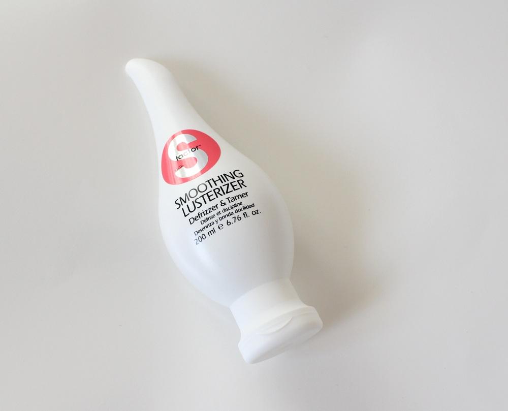 Tigi S Factor Lusterizer Smoothing Cream Review