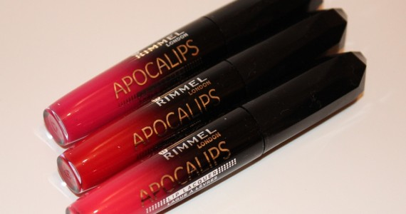 Rimmel Apocalips Review 1