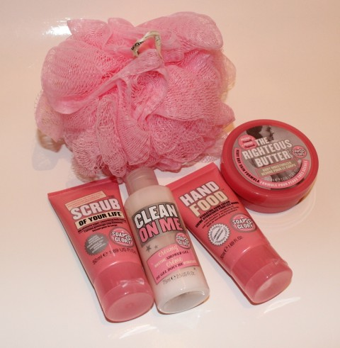 Soap and Glory Small Wonders Hat Box Review 3