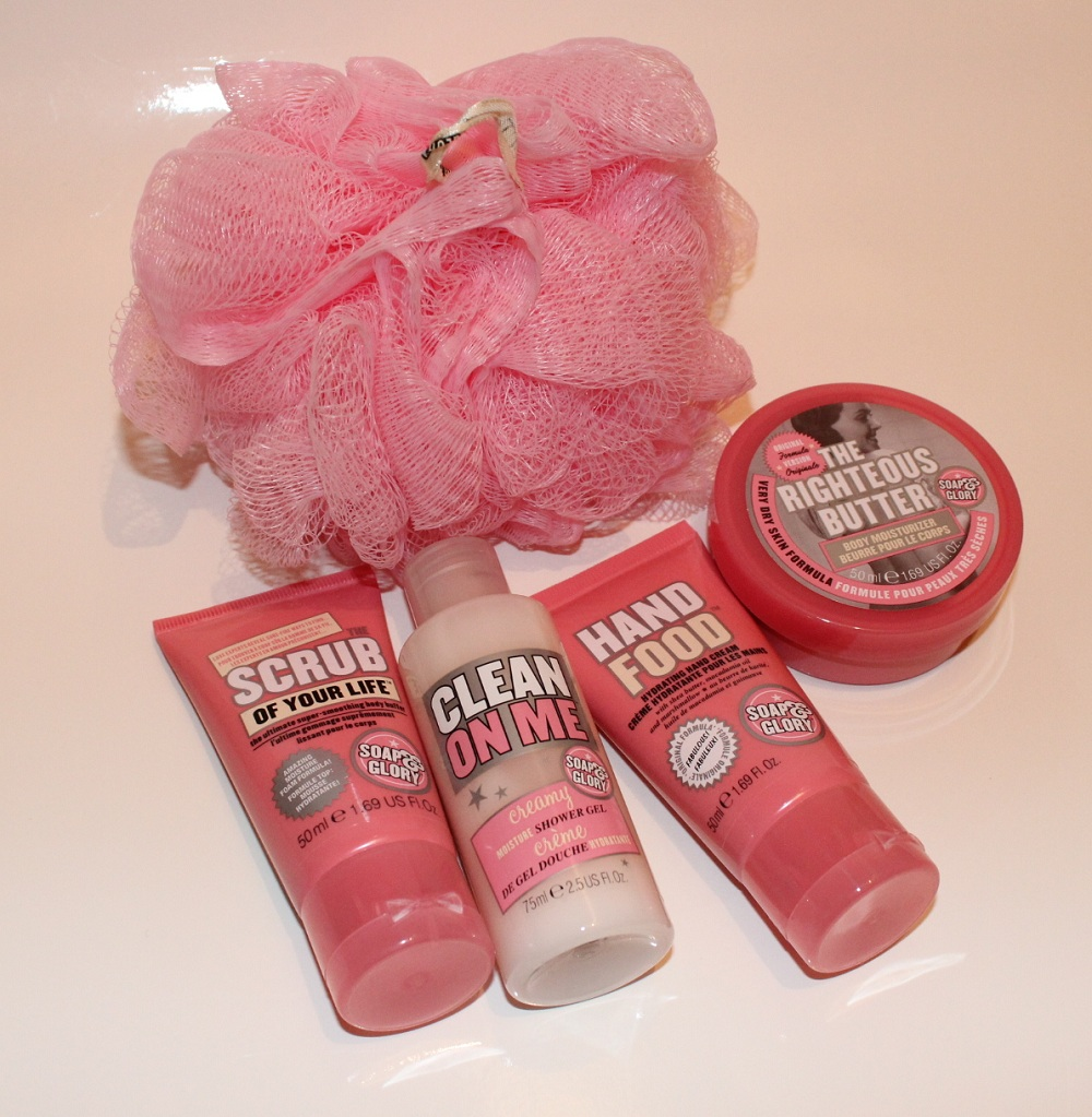 Soap and Glory Small Wonders Hat Box Review 2