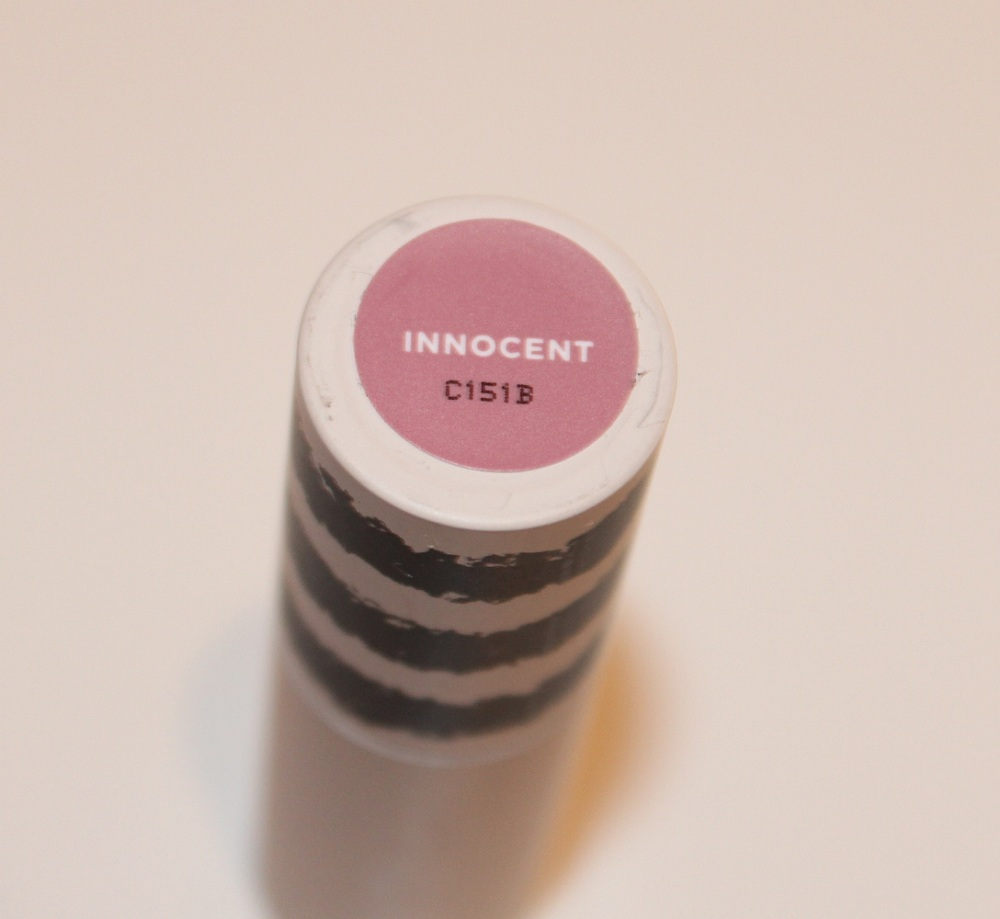 Topshop Innocent Lipstick Review 2