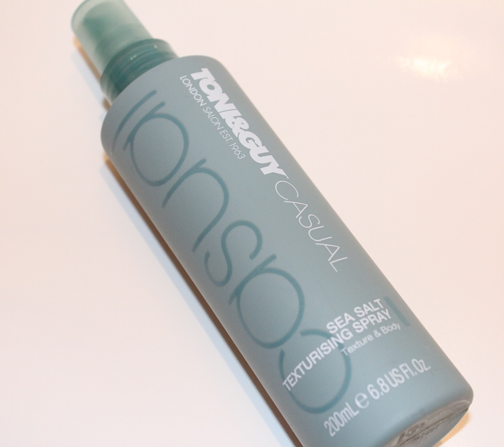 Toni And Guy Casual Sea Salt Spray Review 1