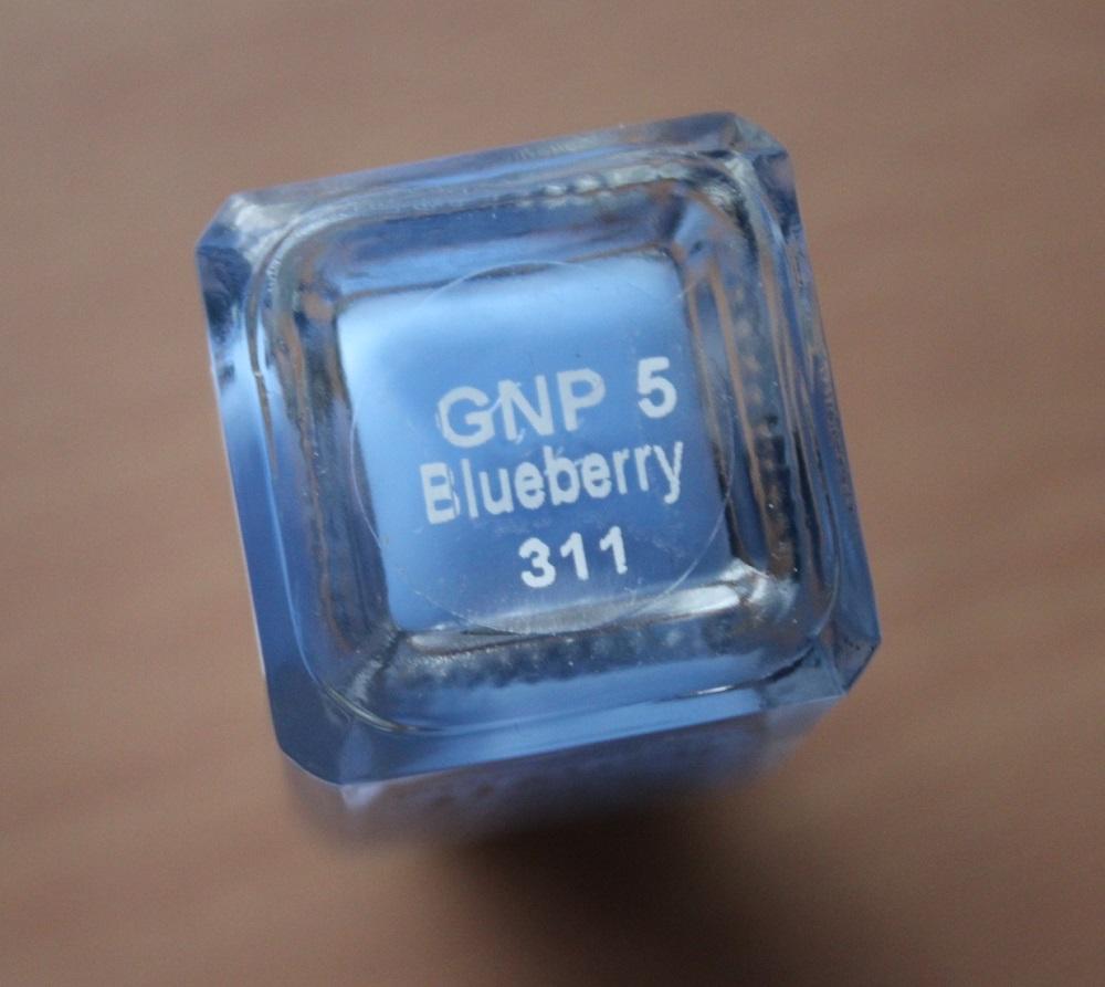 Barry M Gelly Hi Shine Nail Polish Review 3