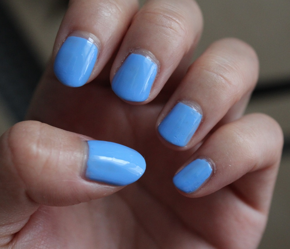 Barry M Gelly Hi Shine Nail Polish Review 4
