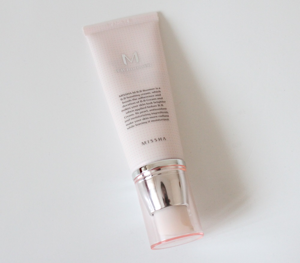 Missha BB Boomer Primer Review