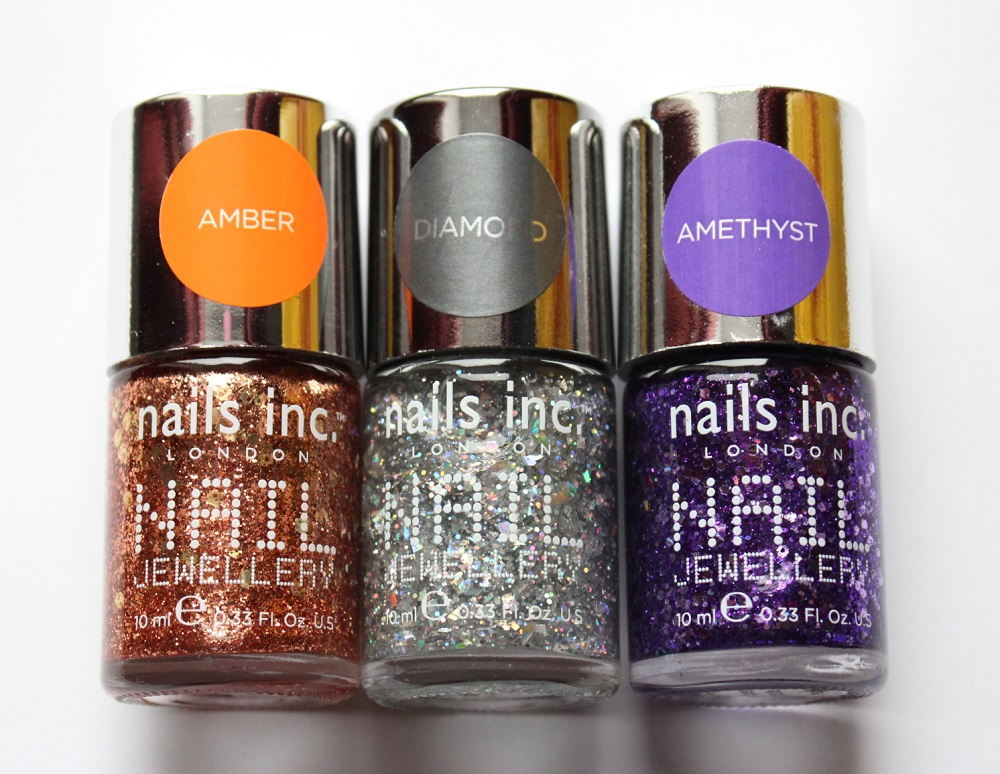 Nails Inc Jewellery Nail Polish Review 1