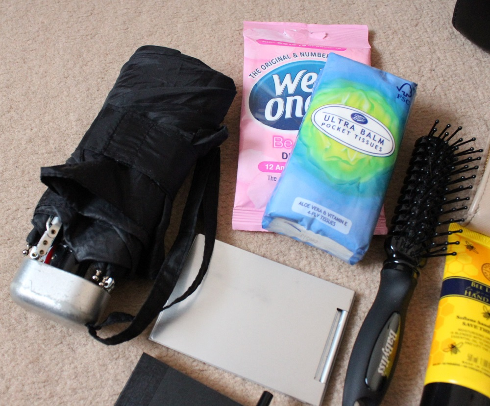 What's In My Bag 3