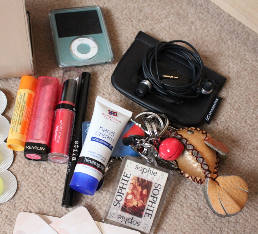 What's In My Bag 5