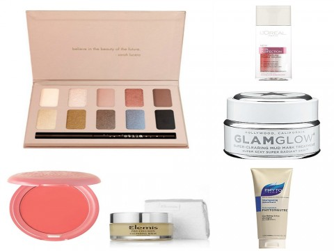 Beauty Product Wish List