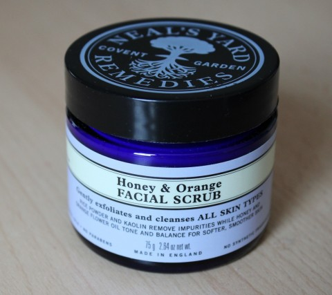 Neal's Yard Honey And Orange Facial Scrub 1