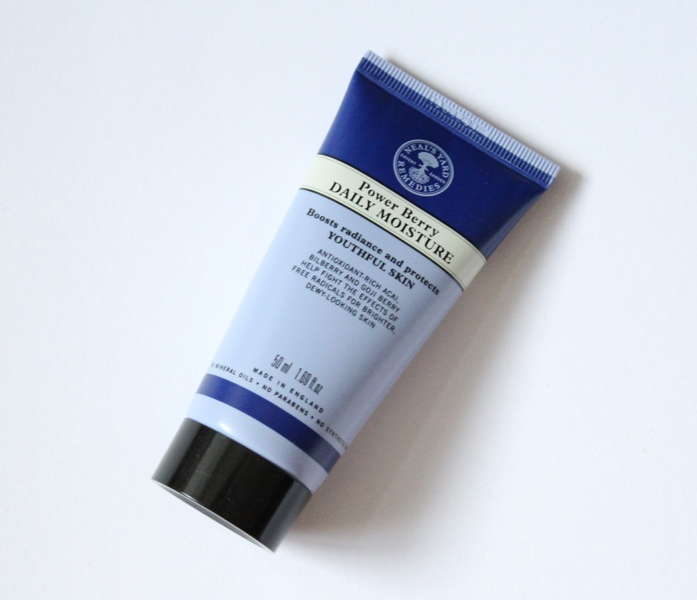 Neal's Yard Remedies Power Berry Daily Moisture Review
