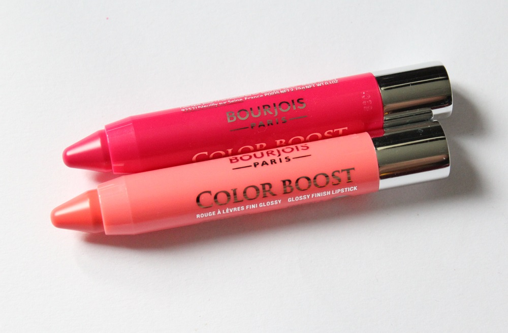 Bourjois Color Boost Lip Crayon Review 1