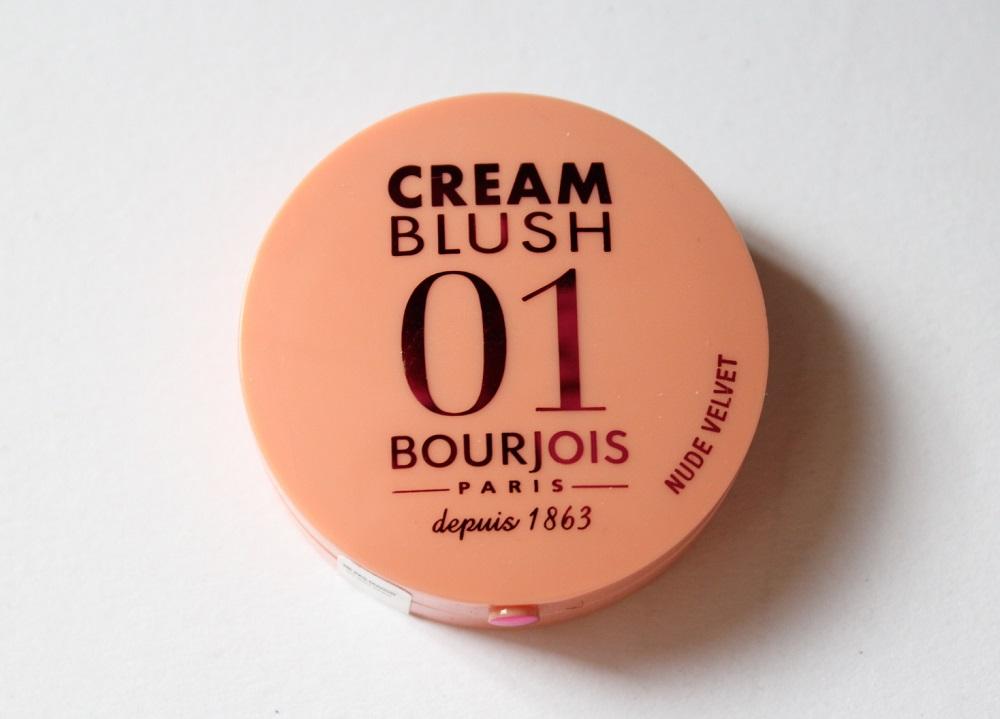 Bourjois Cream Blush Review 1