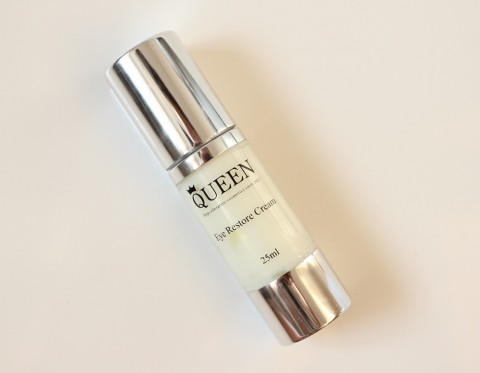 Queen Eye Restore Cream Review 1