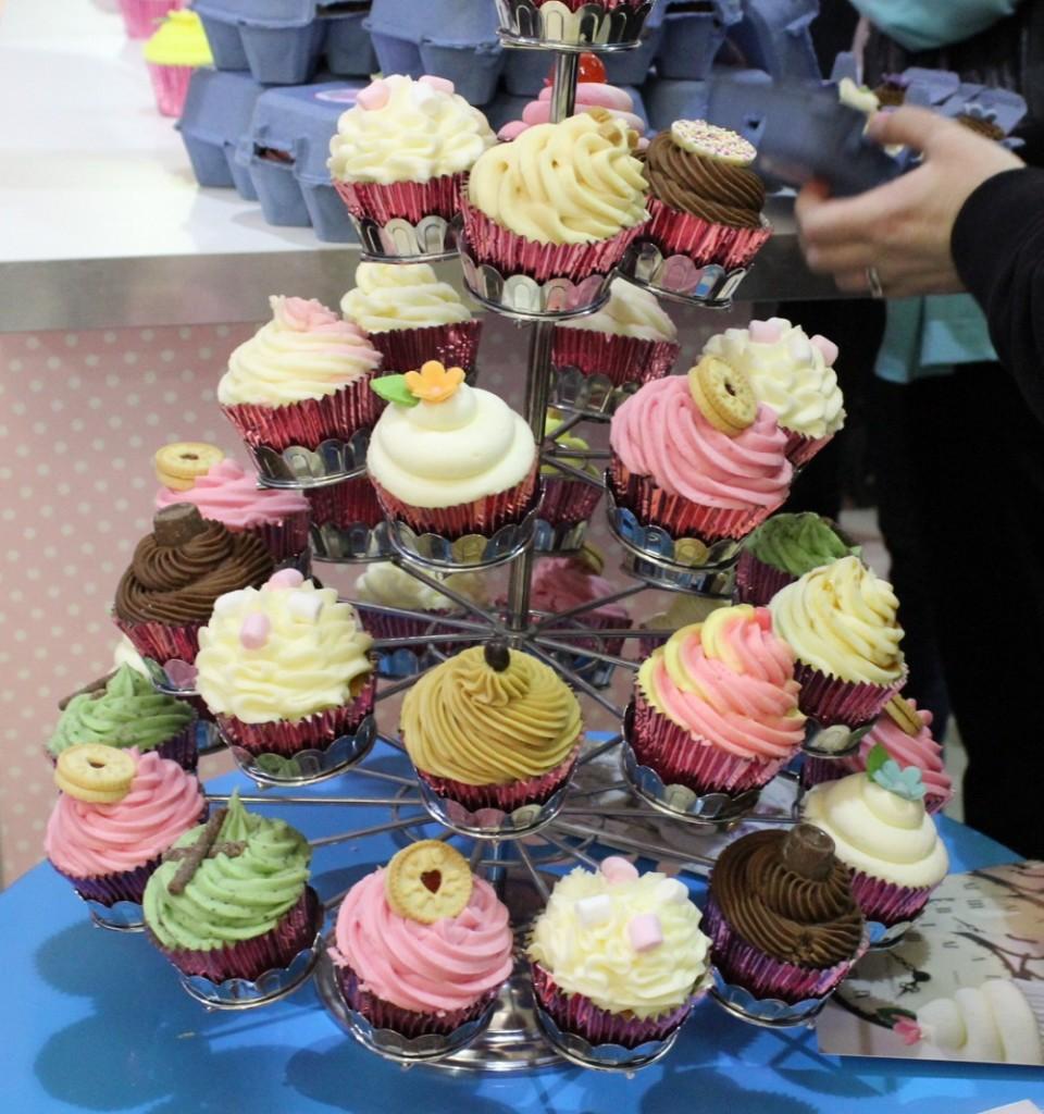 Cake And Bake Show 2013