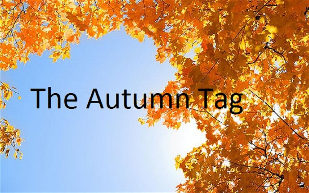 The Autumn Tag 1