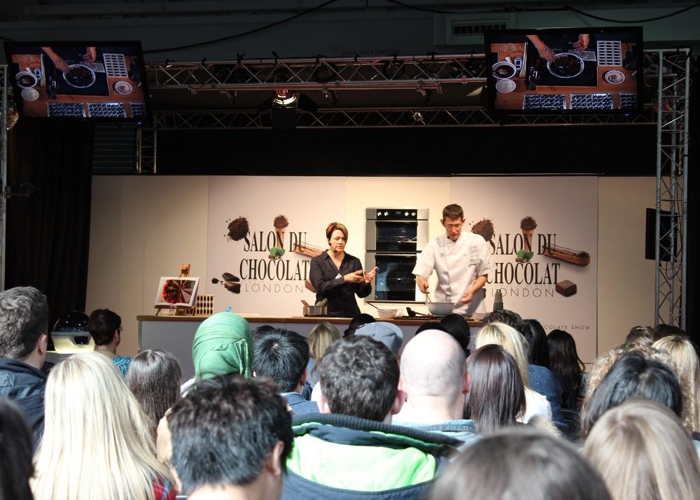 Salon Du Chocolat Show 2013 1