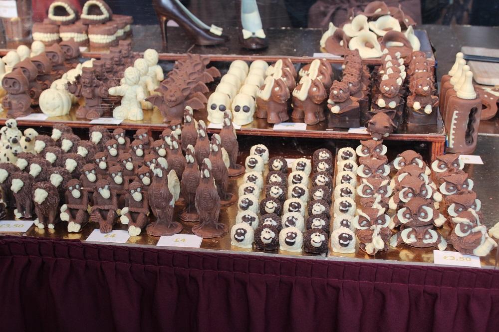 Salon Du Chocolat Show 2013 11