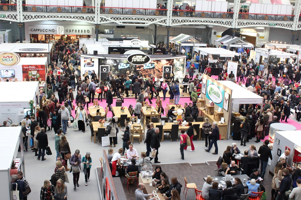 BBC Good Food Show 2013 1