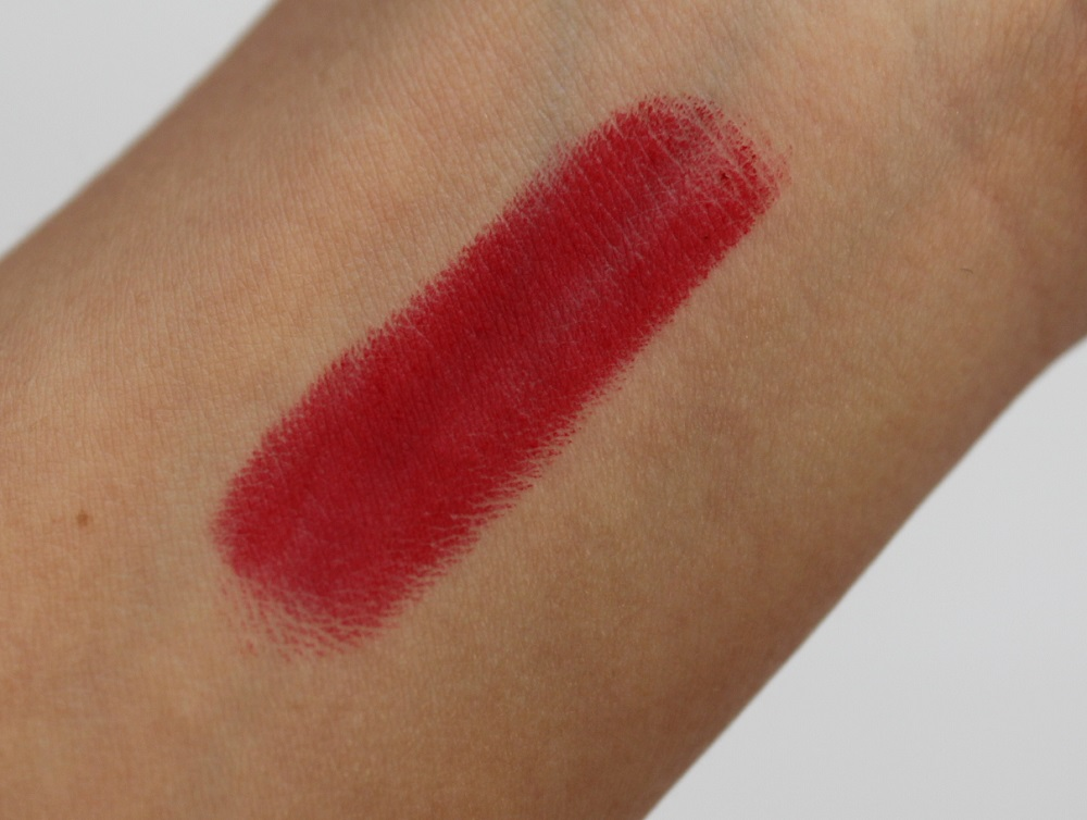 MAC Ruby Woo Lipstick Review 3