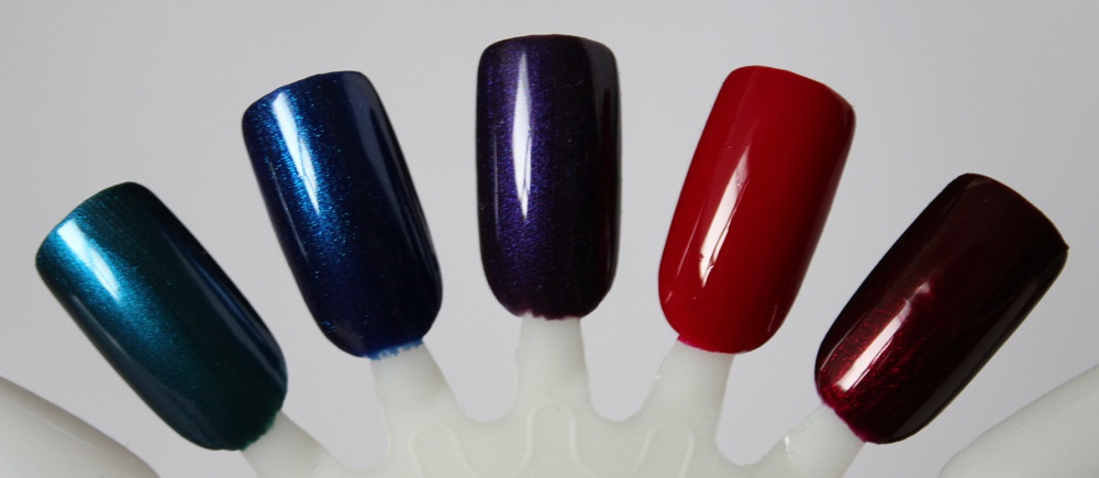 Favourite Winter Nail Polishes 2
