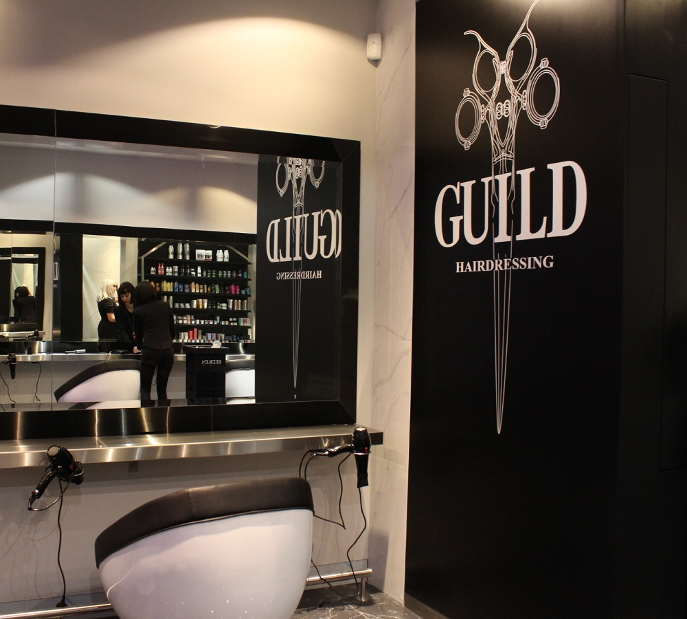 GUILD Salon Styling Session